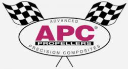 12.5 x 12.5 COMPETITION APC PROPELLERS