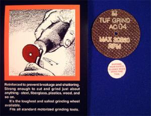 TUFGRIND -   2 INCH DISC ONLY (1)