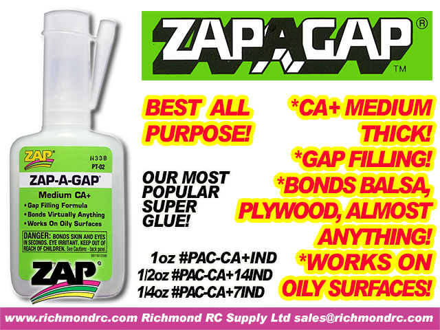 ZAP-A-GAP   28  ml (1   oz) NOT CHILD PROOF  PA-02 {pac-prices} [ 72202]