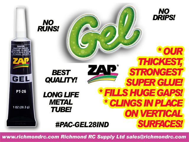 ZAP-GEL THICKEST CA 28 ml (1   oz) NOT4CHILD PT-26 {pac-prices} [ 91118]