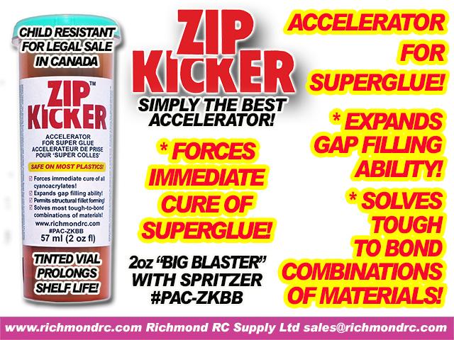 ZIP-KICKER BIG BLASTER 56 ml (2 oz) PT-715 {pac-prices} [ 91113]