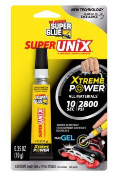 SUPER UNIX XTREME POWER CA+++ GEL 10ml NOTFORCHILD {pac-prices}