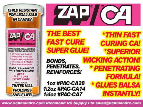 ZAP-CA      14  ml (1/2 oz) {pac-prices}