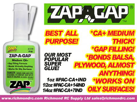 ZAP-A-GAP   28  ml (1   oz) NOT CHILD PROOF  PA-02 {pac-prices} [ 61005]