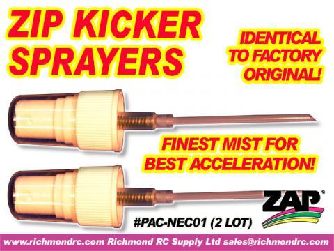 ZIP KICKER SPRAYERS - SPRITZER PUMP - 2 IN A BAG {pac-prices}