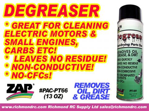 PACER - DEGREASER 330ml (13oz)               PT-66 {pac-prices}