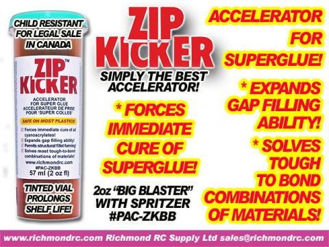 ZIP-KICKER BIG BLASTER 56 ml (2 oz) PT-715 {pac-prices} [ 61009]