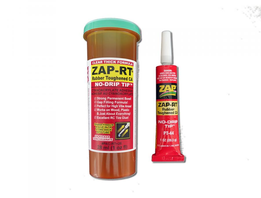 ZAP-RT RUBBER TOUGHENED CA+ 28 ml (1   oz) {pac-prices}