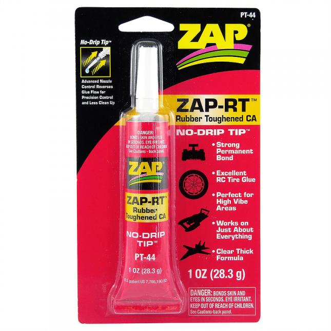 ZAP-RT RUBBER TOUGHENED CA+ 1oz NOTCHILDPROOF PT44 {pac-prices}