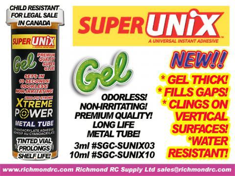 SUPER UNIX PREMIUM STRONGEST GEL 10ml