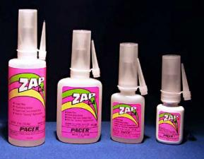 ZAP-CA       7  ml (1/4 oz) NOT CHILD PROOF  PT-10 {pac-prices}