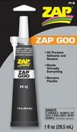 ZAP-A-DAP-A-GOO (1 oz) ALL PURPOSE ADHESIVE  PT-12