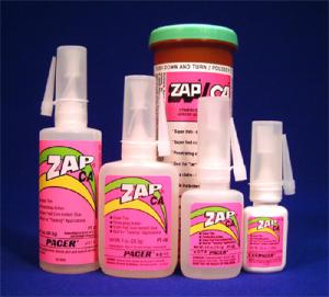 ZAP-CA       7  ml (1/4 oz)