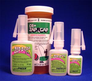 ZAP-A-GAP FOR FISHING  7 ml (1/4 oz) {pac-prices}