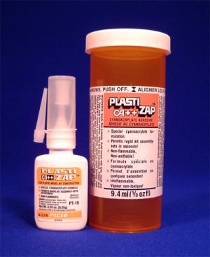 PLASTI-ZAP  9.4 ml (1/3 oz)                  PT-19 {pac-prices}