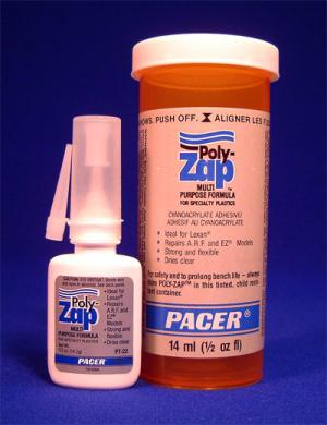 POLY-ZAP    14  ml (1/2 oz)                  PT-22