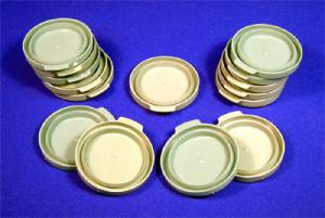 EPOXY MIXING DISHES - .5oz (15) {pac-prices}