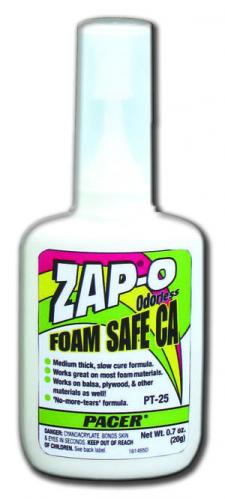 ZAP-O ODORLESS CA+ 20 ml (.7oz) NOTCHILDPROOF PT25 {pac-prices}