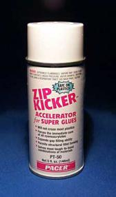 ZIP-KICKER AEROSOL 140mL (5 oz)              PT-50 {pac-prices}