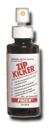 ZIP KICKER BIG BLASTER - NOT CHILD PROOF    PT-715