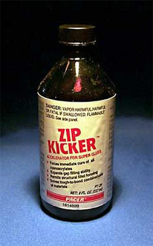 ZIP-KICKER REFILL       225 ml (8 oz)        PT-29