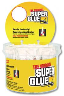 SUPER GLUE CORP - CYANO 48 TUBE 2ml NOT FOR CHILD