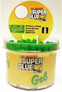 SUPER GLUE CORP - CYANO GEL 48 TUBE 2ml NOT4CHILD