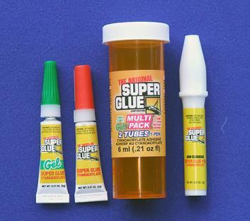 SUPER GLUE CORP - MULTI PACK CA&GEL&PEN 2ml EACH