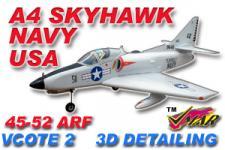 VMAR A4 SKYHAWK 45-52 JET (PROP) ARF 3DS - US NAVY