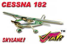 VMAR CESSNA 182 45-60 SEMISCALE ARF ECS - GREEN