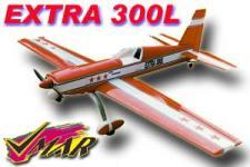 VMAR EXTRA 300L 40 ARF AEROBATIC SPORT - CVRD WOOD
