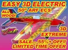 VMAR EASY 3D ELECTRIC ARF ECS - SEMITRANS RED