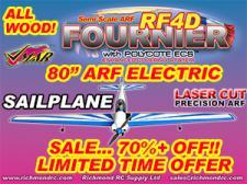 VMAR FOURNIER RF4D 2000 ARF ECS ELECTRIC - BLUE