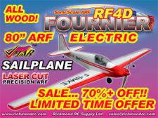 VMAR FOURNIER RF4D 2000 ARF ECS ELECTRIC - RED