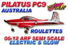 VMAR PILATUS PC9 06-12 ARF ECS ELECT & GLOW - AUST