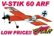 VMAR V-STIK 60 ARF HI WING SPORT 68