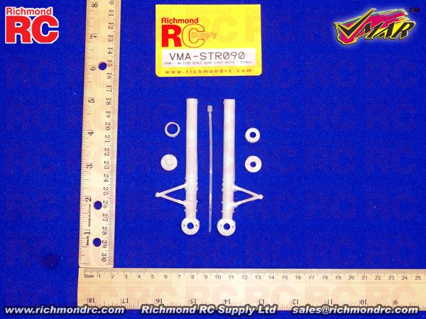 VMA-STR090_90SizeScaleGearStrutWhite_20110224_155241_DSC01228_600w