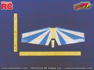 VMAR FOURNIER RF4D 2000 ARF ECS - TAIL HORIZ - BLU