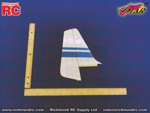 VMAR FOURNIER RF4D 2000 ARF ECS - TAIL VERT - BLUE