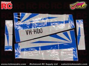 VMAR FOURNIER RF4D 2000 ARF ECS - COVER WING - BLU