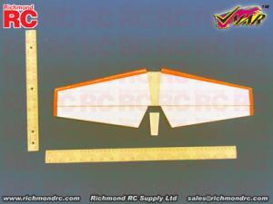 VMAR FOURNIER RF4D 2000 ARF ECS - TAIL HORIZ - RED