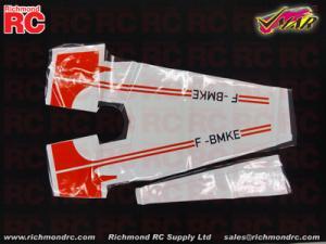 VMAR FOURNIER RF4D 2000 ARF ECS - COVER FUSE - RED