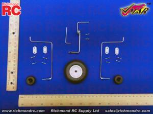 VMAR FOURNIER RF4D 2000 - NOSE GEAR & WING GEAR BG
