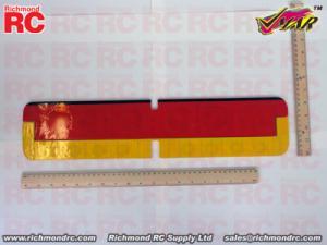 VMAR TWIN OTTER 09-15 ARF ECS - TAIL HORZ CDN YELO