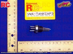 VMAR - FUEL TANK SAFETY STOPPER - METAL CAP 3 LINE