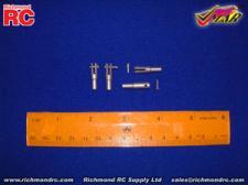 VMAR - CLEVIS - ALUM CNC       - 2mm(THRED)x18 (4)